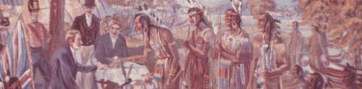 Treaty Signing