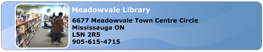 Meadowvale Branch Library